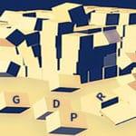 Bokse med GDPR falder sammen