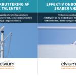 Elviums stand på HR Træfpunkt 2018